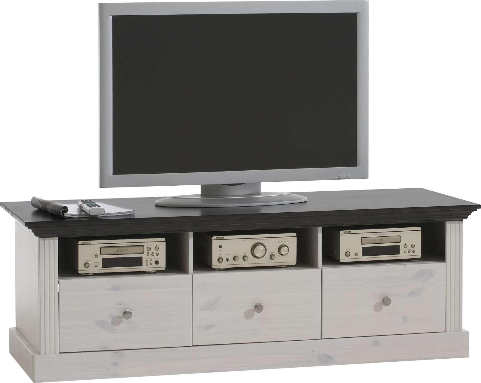 Televizní stolek z borovice Monaco 710