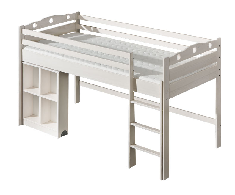 Dřevěná dětská patrová postel Kamil