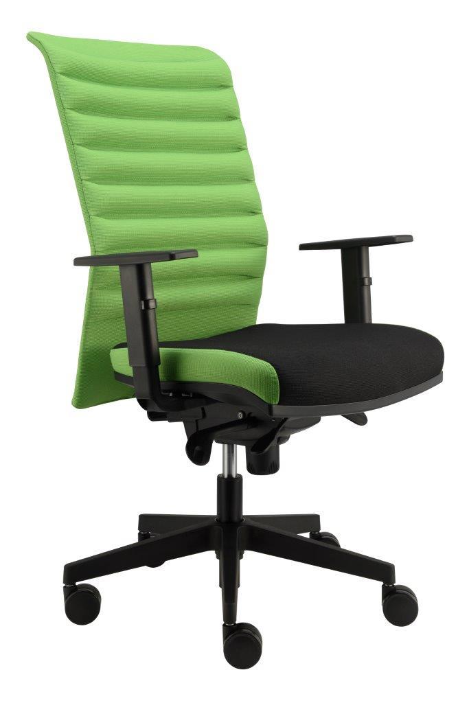 Moderní tvarovaná kancelářská židle Reflex VIP