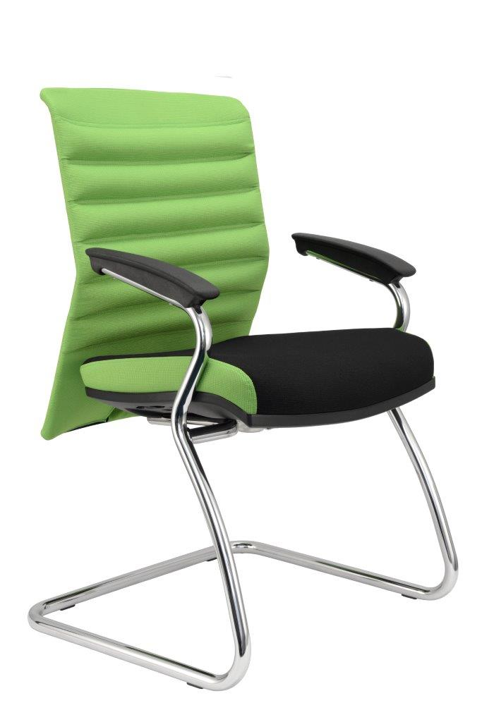 Moderní tvarovaná kancelářská židle Reflex VIP Prokur
