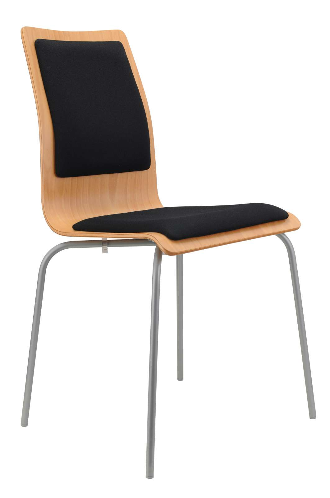 Konferenční židle Lilly čalouněná