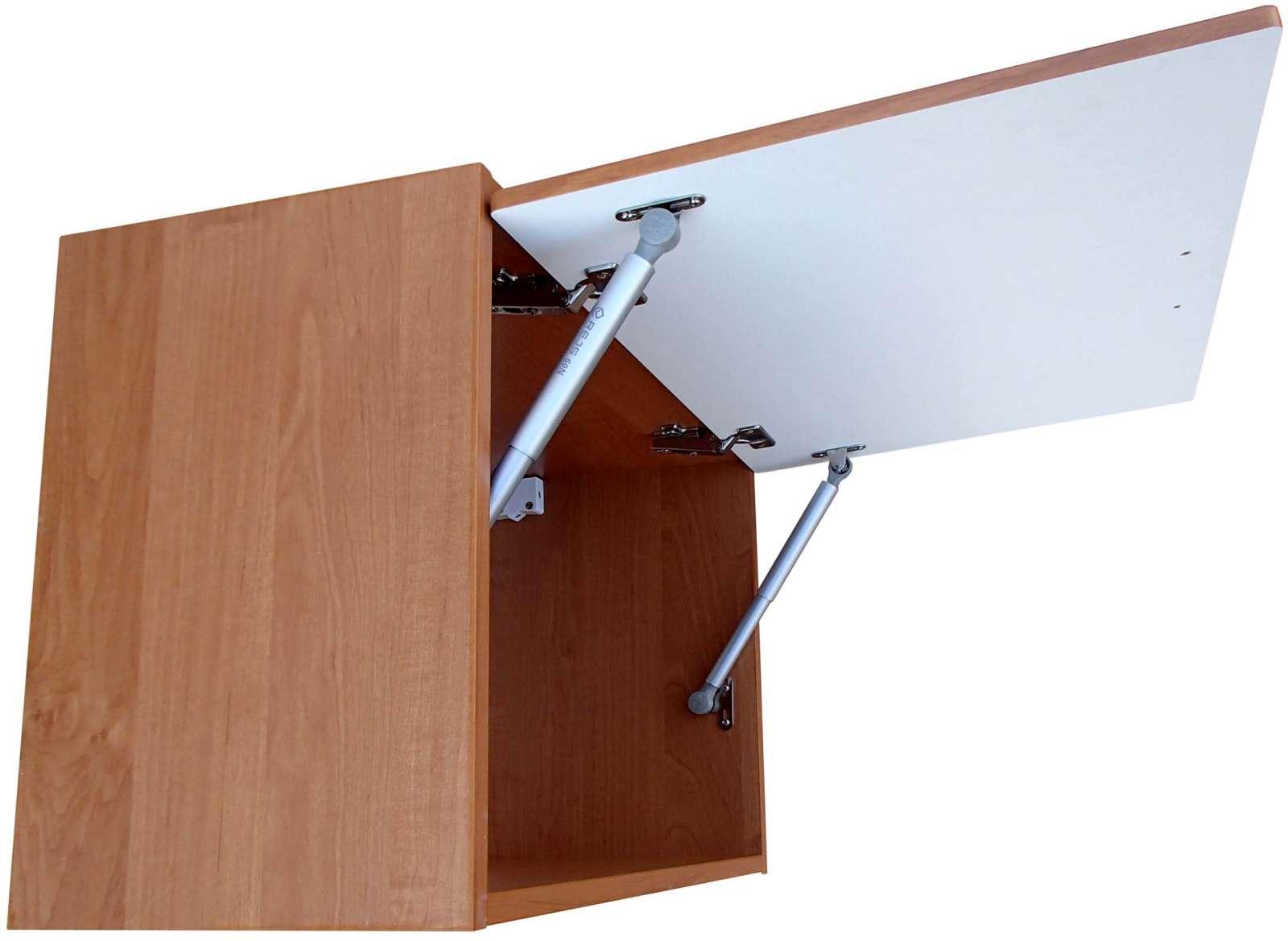 Výklopná kuchyňská skříňka 60 cm olše
