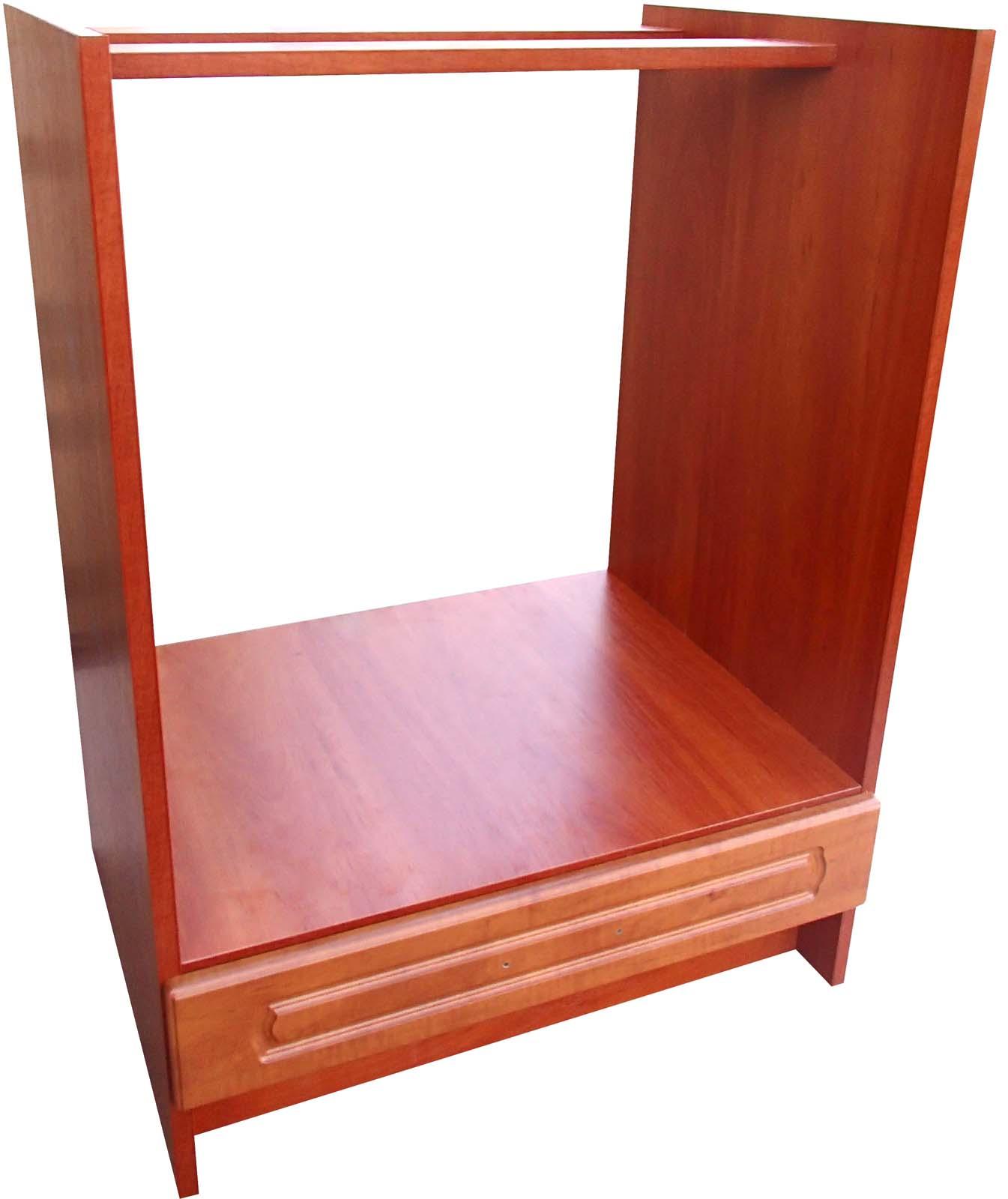 Kuchyňská skříňka spodní pro vestavbu 60 cm kalvádos