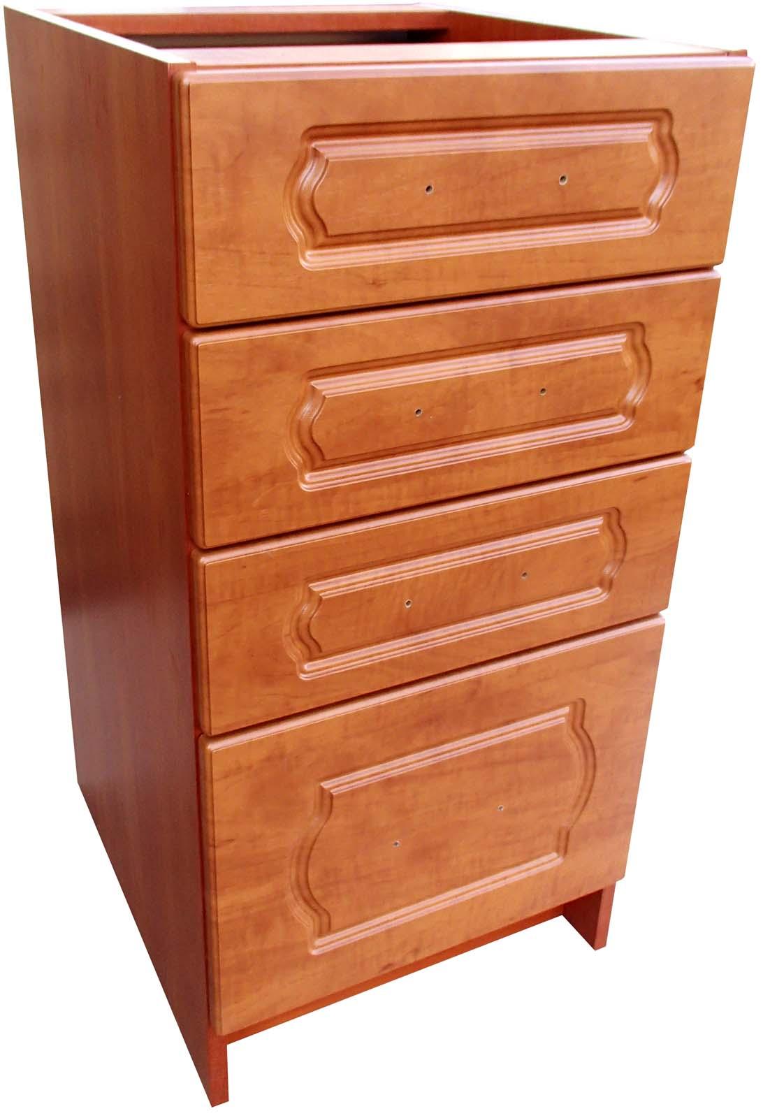 Kuchyňská skříňka spodní se šuplíky 40 cm kalvádos
