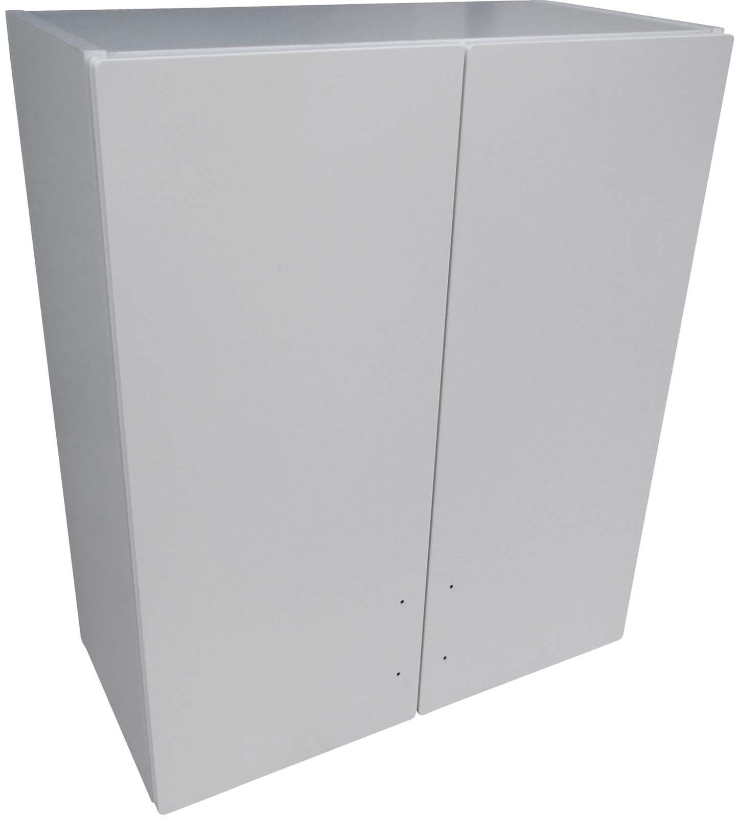Horní kuchyňská skříňka 60 cm 2D bílá