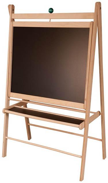 Dřevěná tabule magnetická AD269