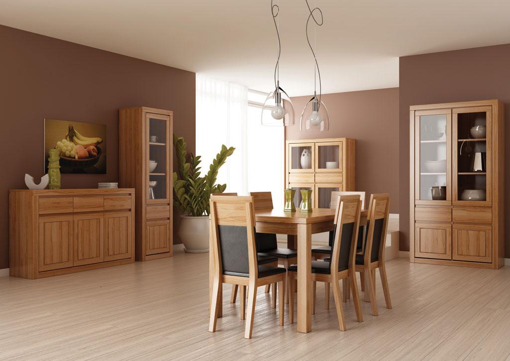 Obývací pokoj z masivu - buk