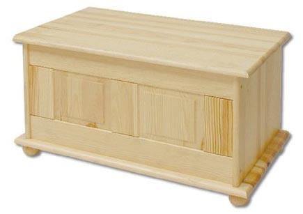 Dřevěná truhla - peřiňák KS102