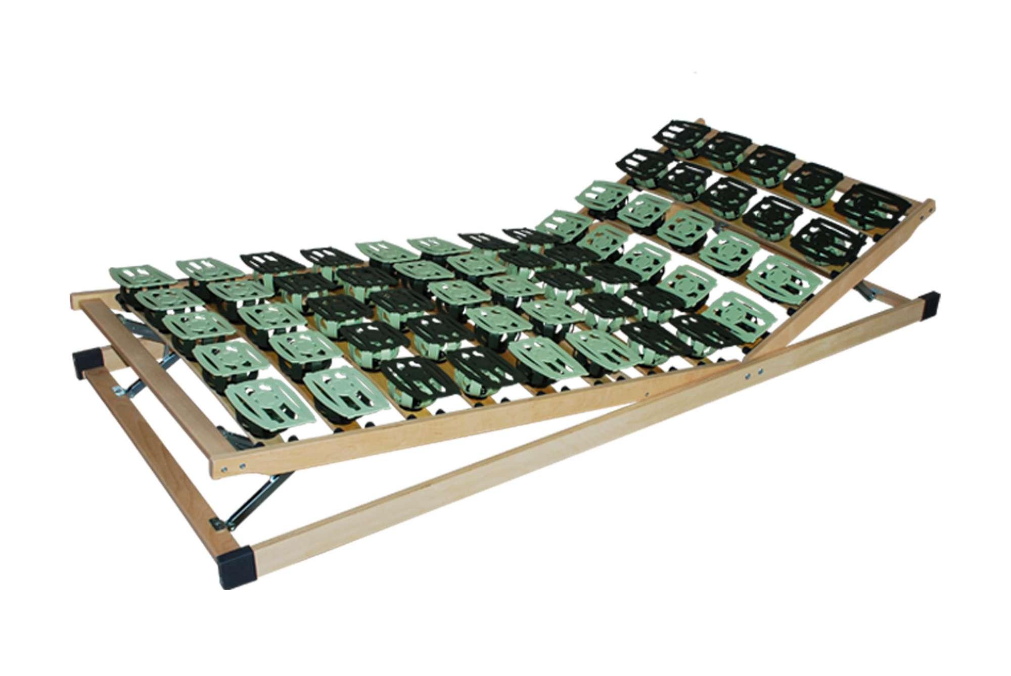 Polohovací rošt do postele 80 x 200 cm Lux HN