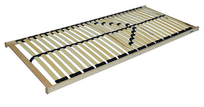 Nepolohovací rošt do postele 90 x 200 cm Double T5