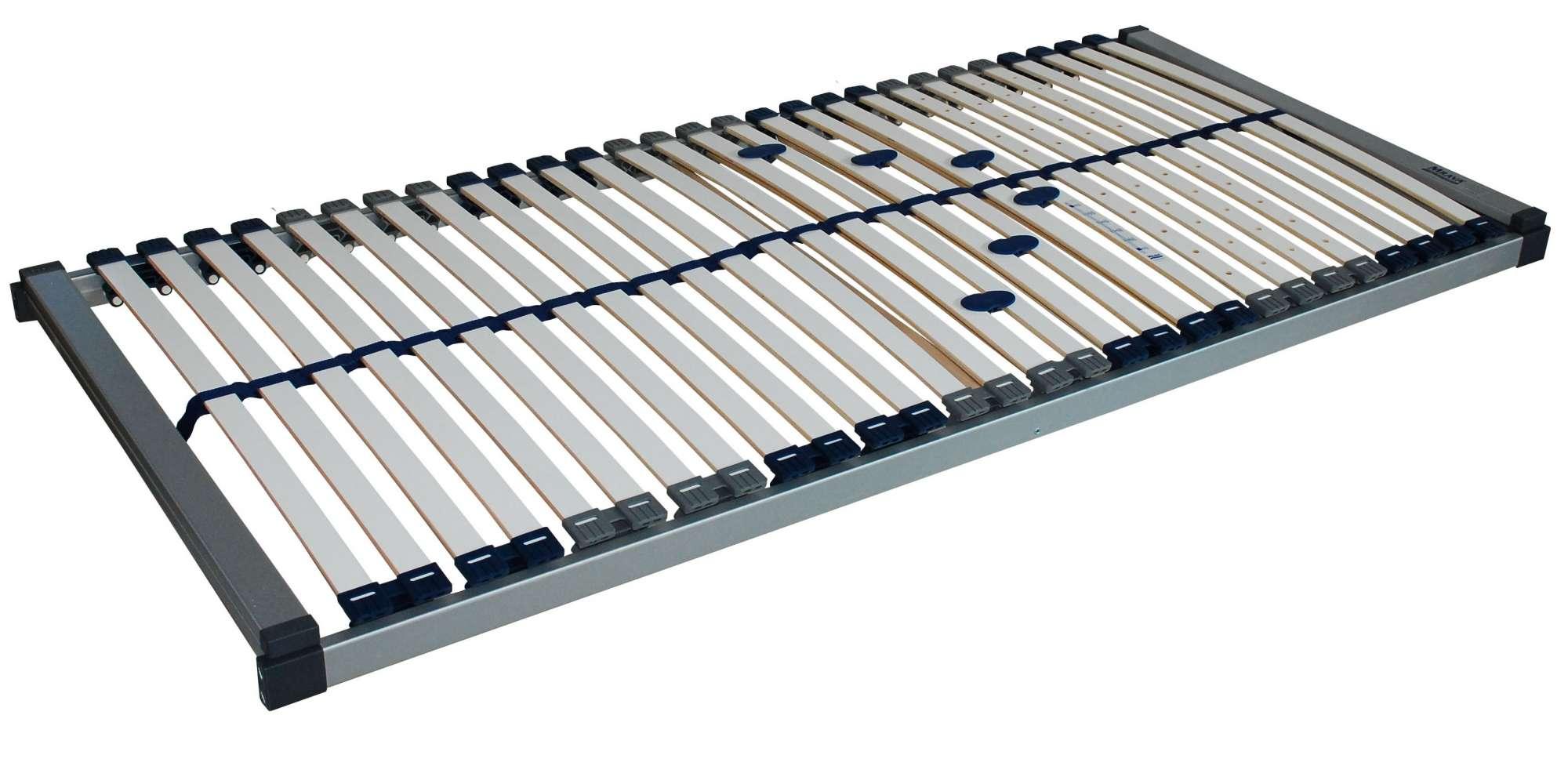 Nepolohovací rošt do postele 80 x 200 cm Super Silver T6