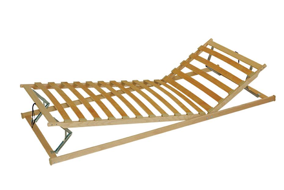 Polohovací rošt do postele 90 x 200 cm Masiv HN 14 L