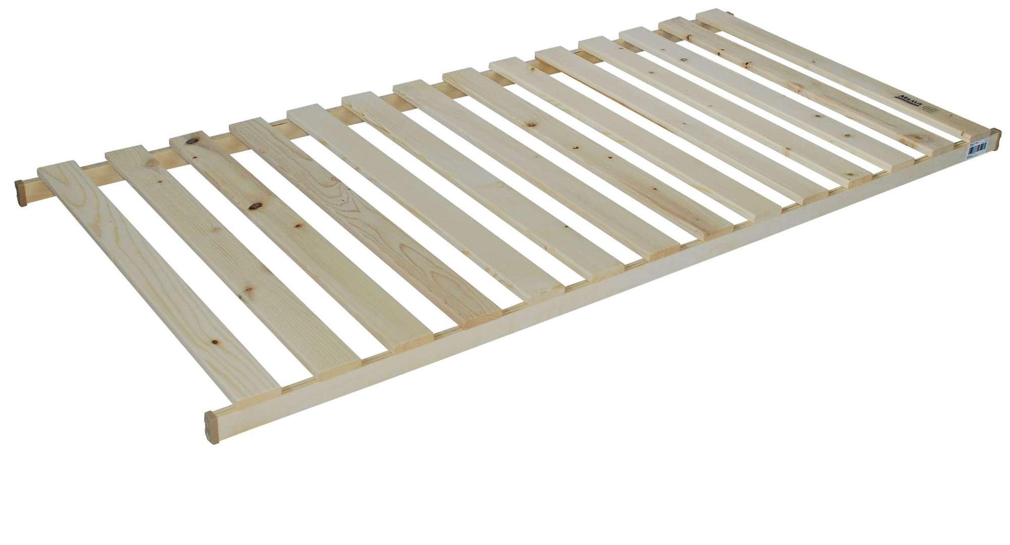 Nepolohovací rošt do postele 140 x 200 cm Masiv v rámu 14 L