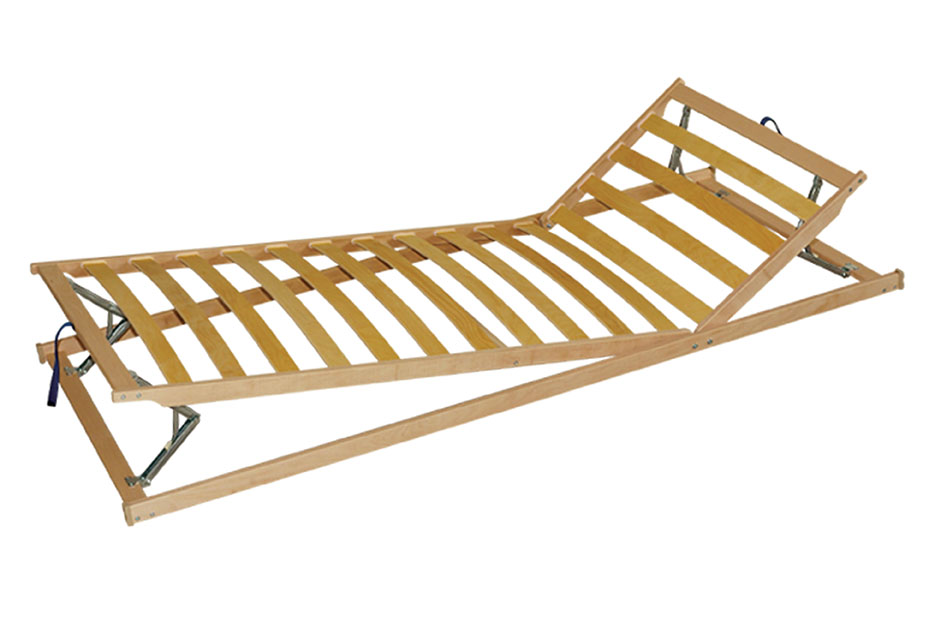 Polohovací rošt do postele 140 x 200 cm Masiv HN 14 L