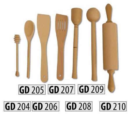 Dřevěná vařečka GD205 Výprodej