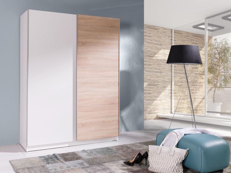 Šatní skříň s posuvnými dveřmi Bambo 3