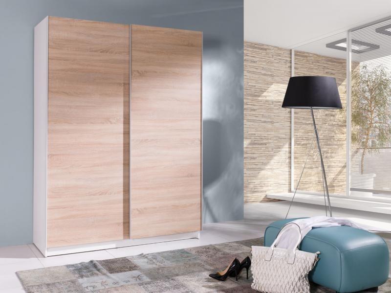 Šatní skříň s posuvnými dveřmi Bambo 4