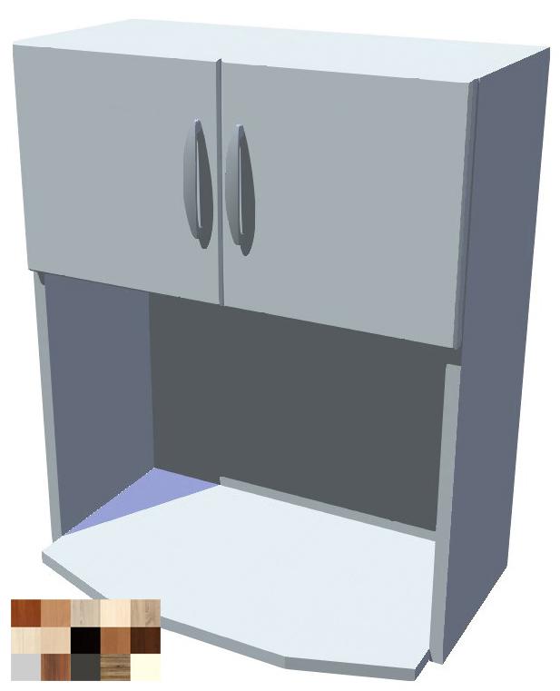 Skříňka na mikrovlnku Tina