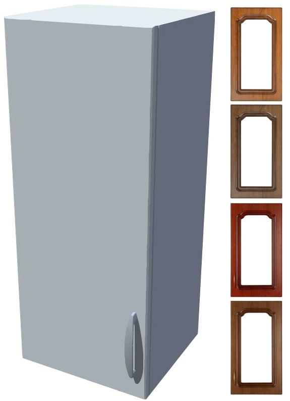 Rustikální horní skříňka Bolero 1D 30 cm