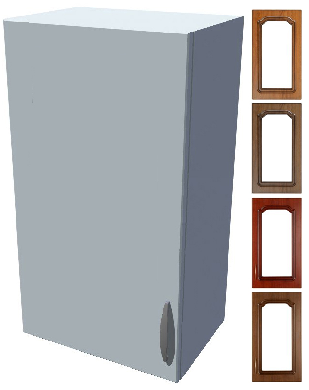 Rustikální horní skříňka Bolero 1D 40 cm