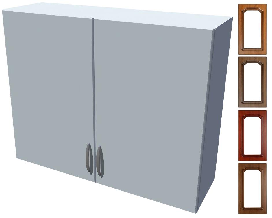 Rustikální horní skříňka Bolero 2D 90 cm