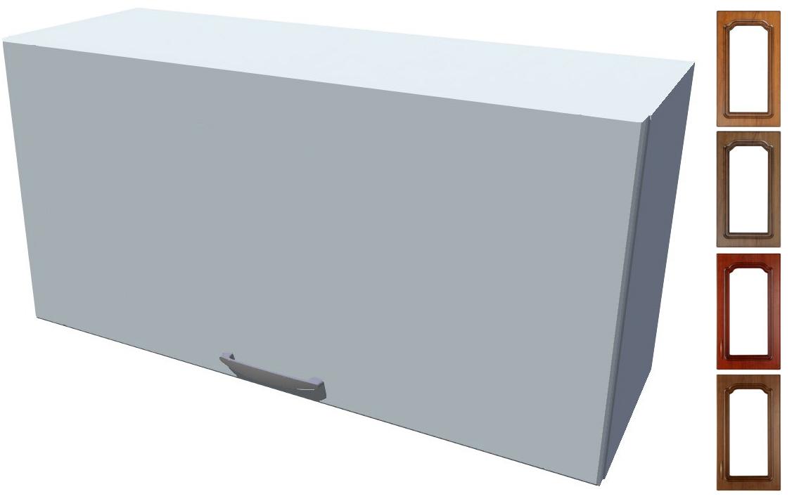 Rustikální výklopná skříňka Bolero 80 cm