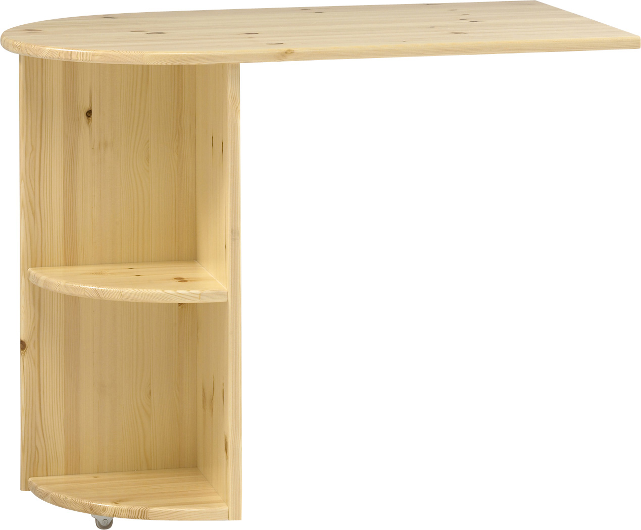 Nástavec na psací stůl z borovice Steens for Kids 078