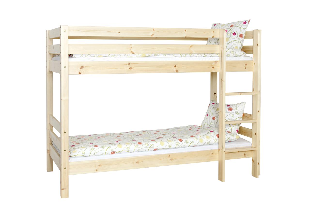 Dětská patrová postel z masivu Tom
