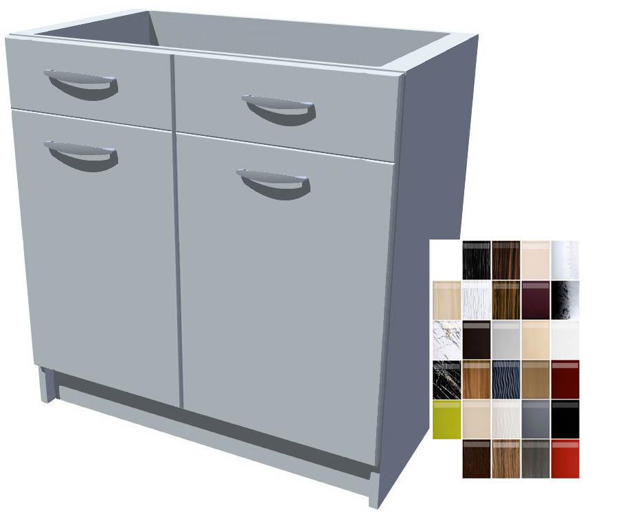 Kuchyňská skříňka Carmen se šuplíky 2D 80 cm