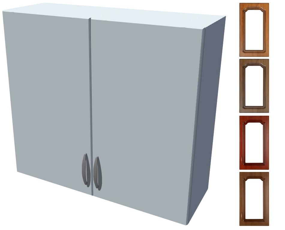 Horní 2D skříňka se sušákem na talíře Bolero
