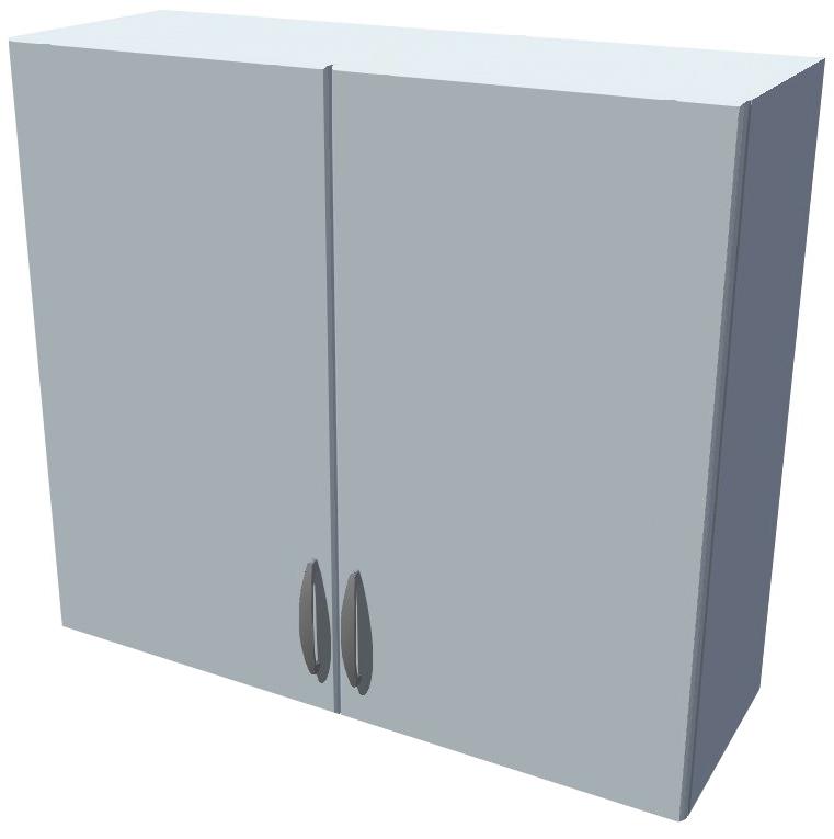 Horní skříňka Diana 2D se sušákem na talíře 80 cm