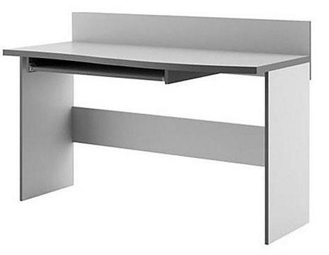Psací stůl s výsuvnou deskou na klávesnici Bloom 09
