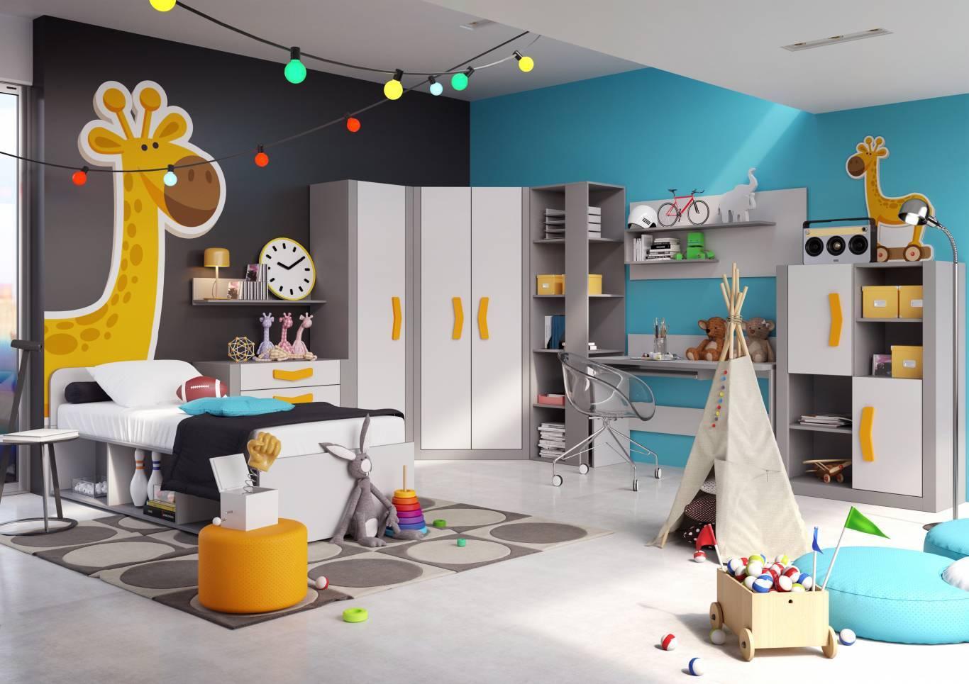 Dětský pokoj Bloom