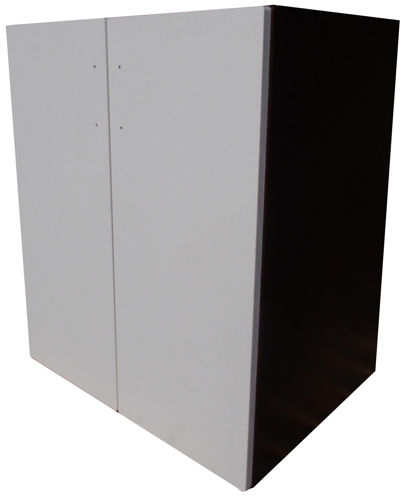 Dolní kuchyňská skříňka 60 - bílá dřevo/ wenge VÝPRODEJ