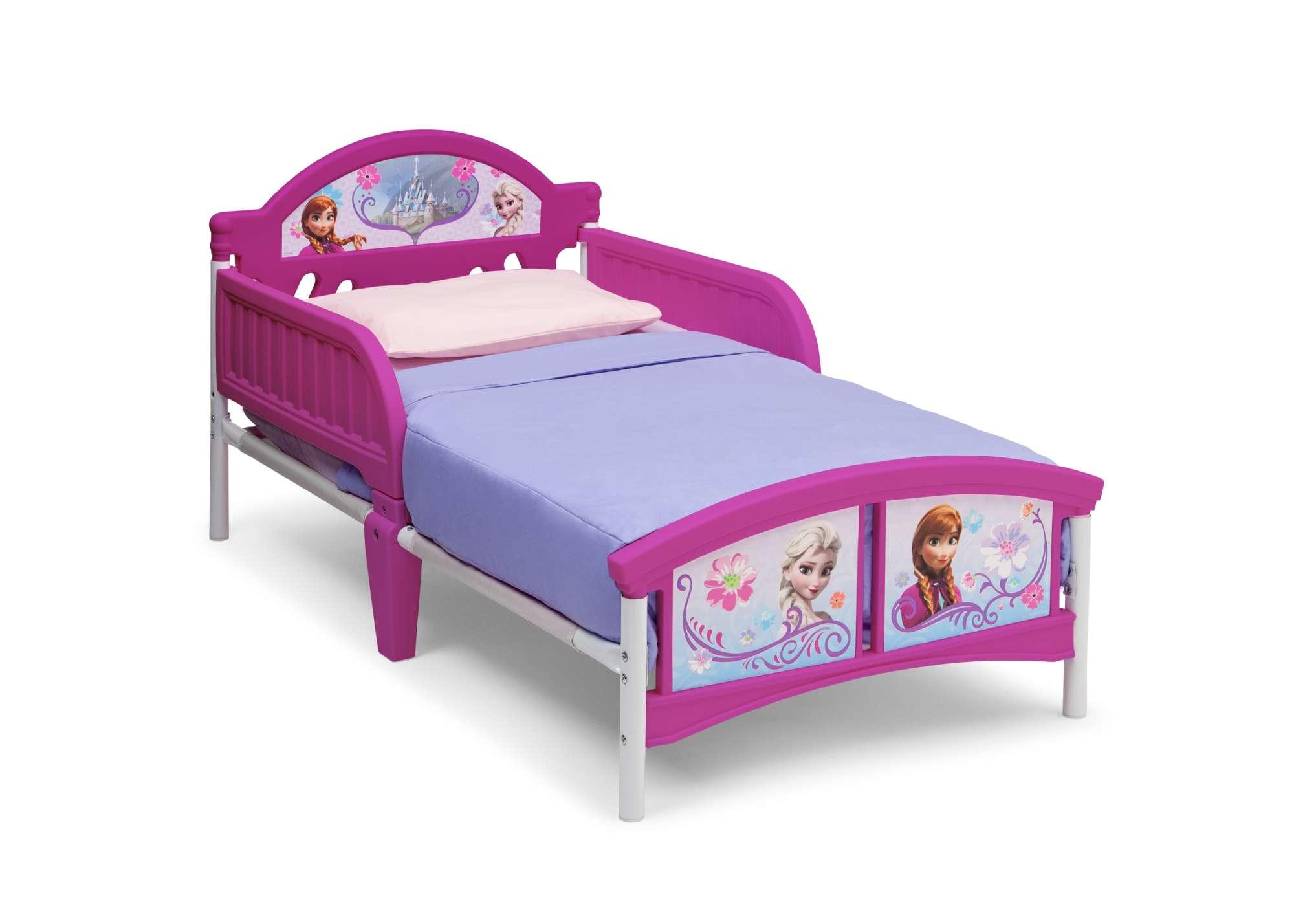 Dětská postel se zábranou Ledové království - Frozen