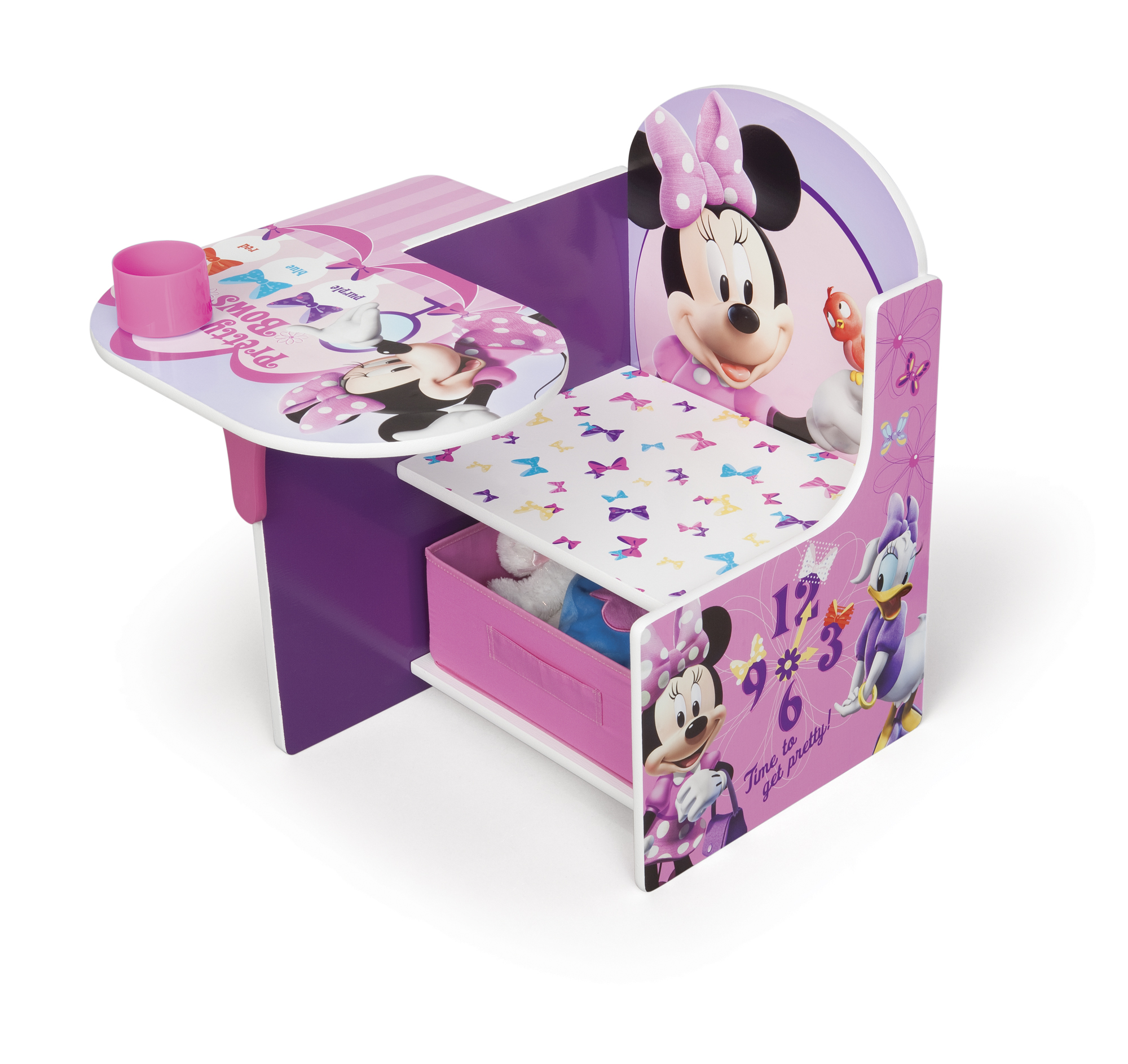 Dětská jídelní židle Minnie Mouse