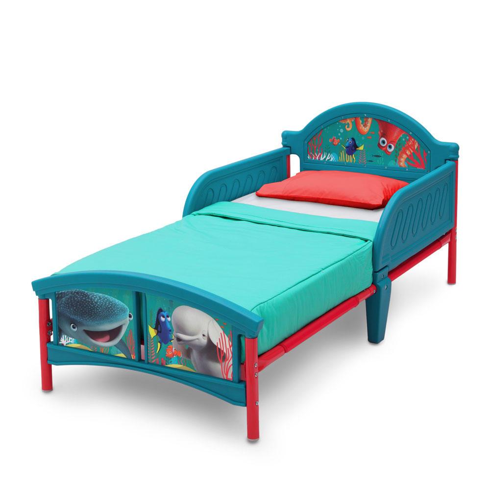 Dětská postel se zábranou Dory
