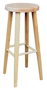 Barová židle KT241 masiv buk