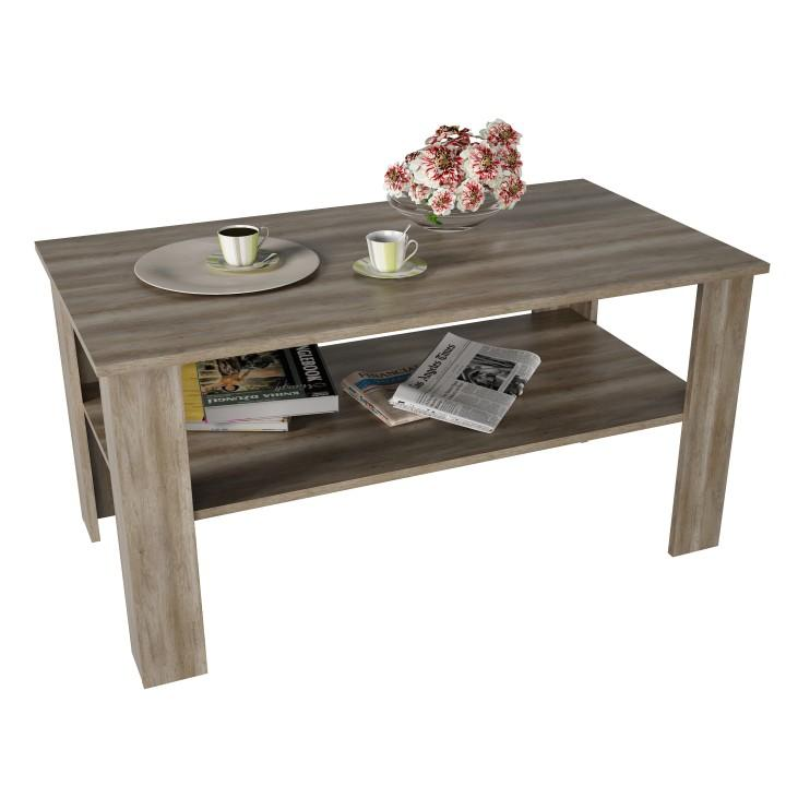 Konferenční stolek, dub canyon, GAUDI