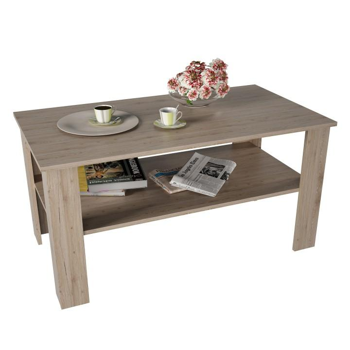Konferenční stolek dub san remo GAUDI