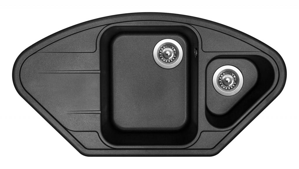 Sinks LOTUS 960.1 Metalblack