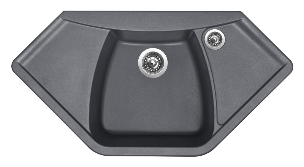 Sinks NAIKY 980 Titanium