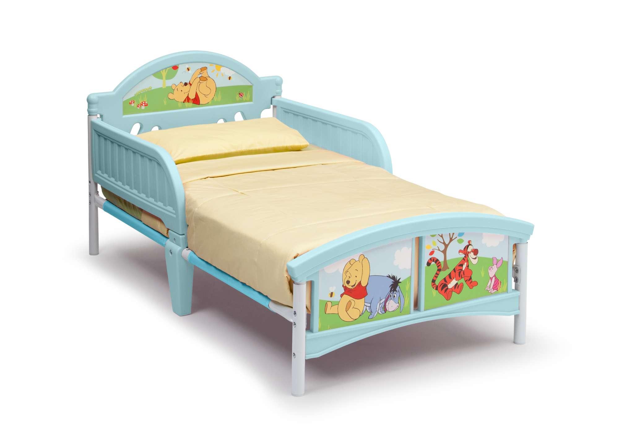 Dětská postel Medvídek Pú