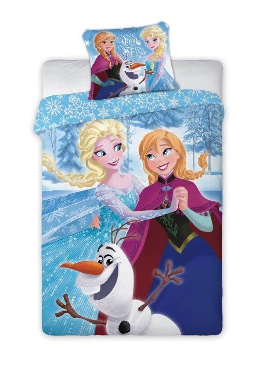Dětské povlečení Ledové království-Frozen 002