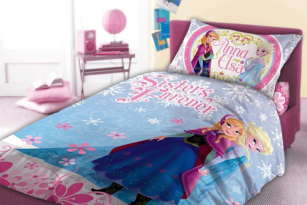 Dětské povlečení Ledové království-Frozen 041