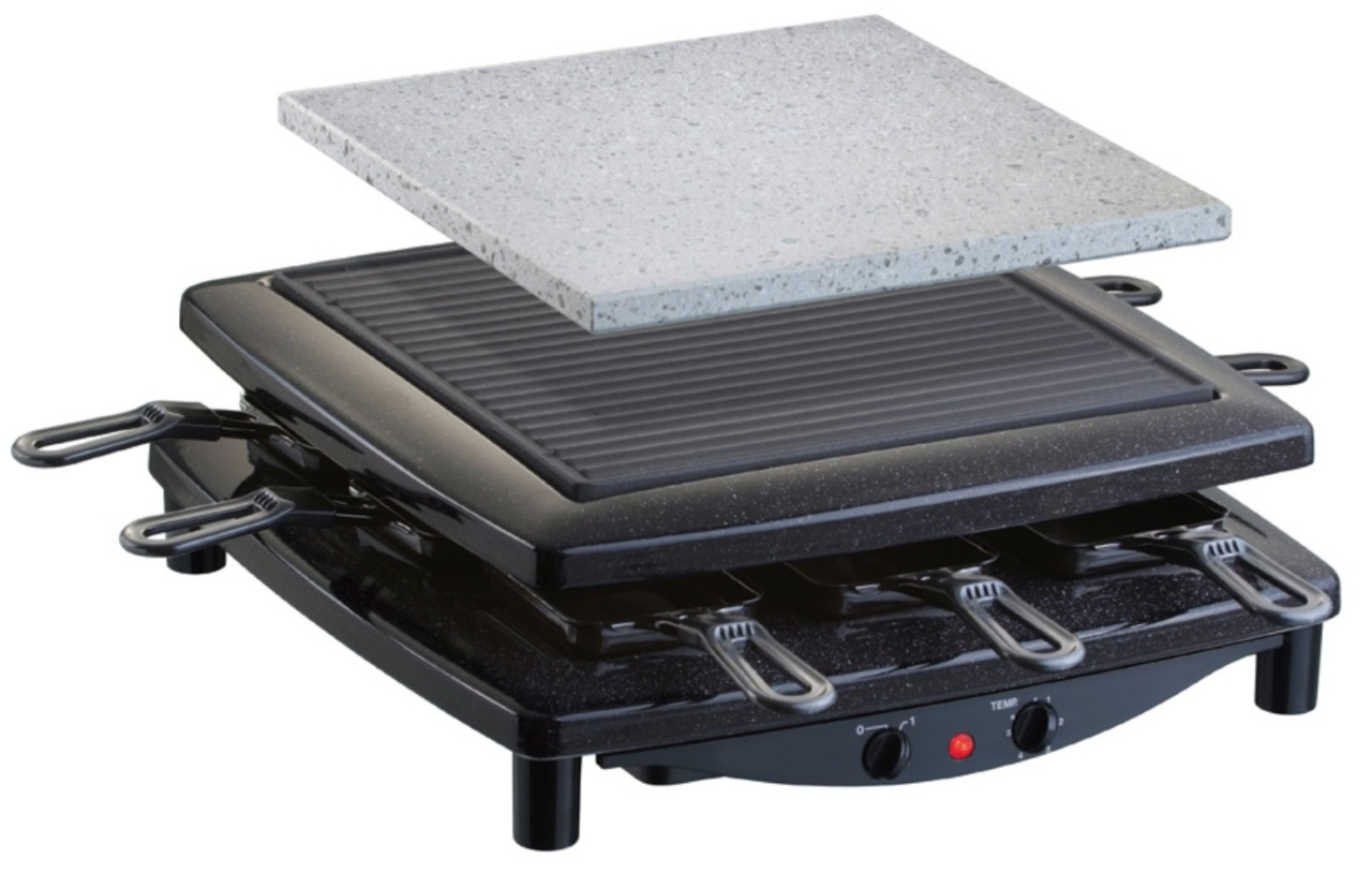 Raclette gril Steba RC 3 plus