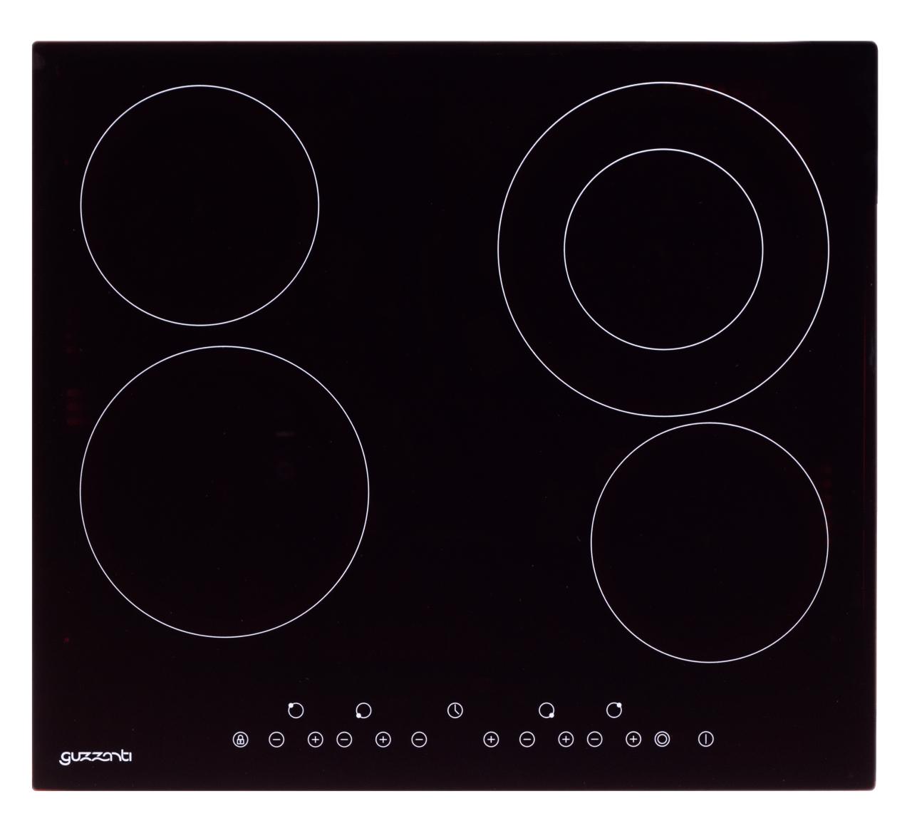 Sklokeramická deska Guzzanti GZ 8303